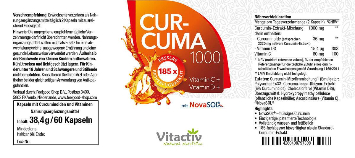 CURCUMA 1000
