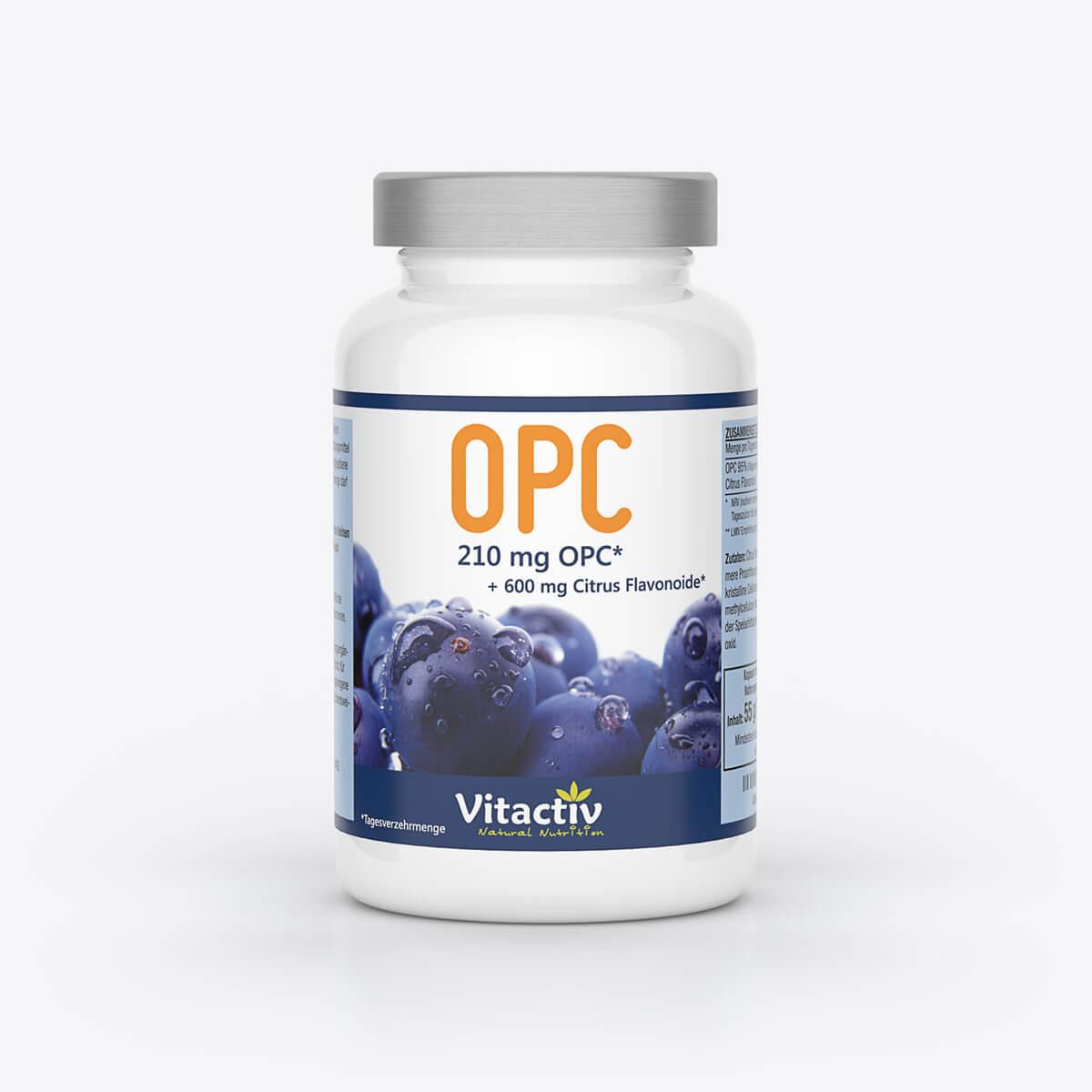 OPC 210 mg