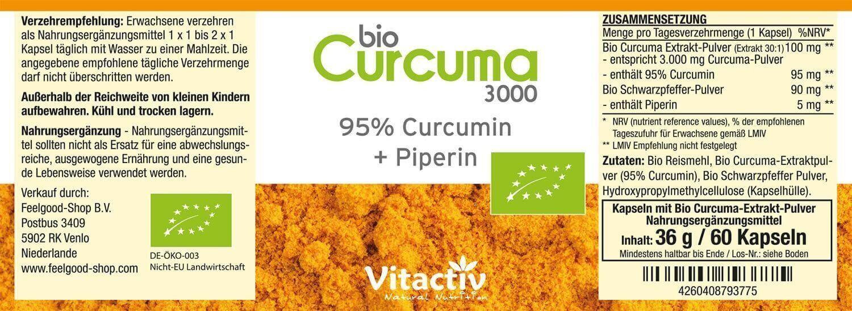 CURCUMA 3000 - BIO