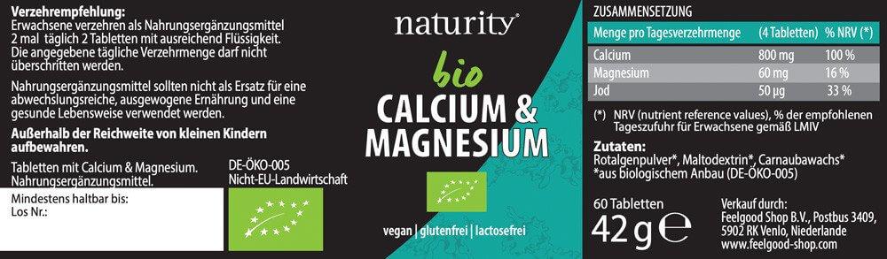 BIO CALCIUM & MAGNESIUM