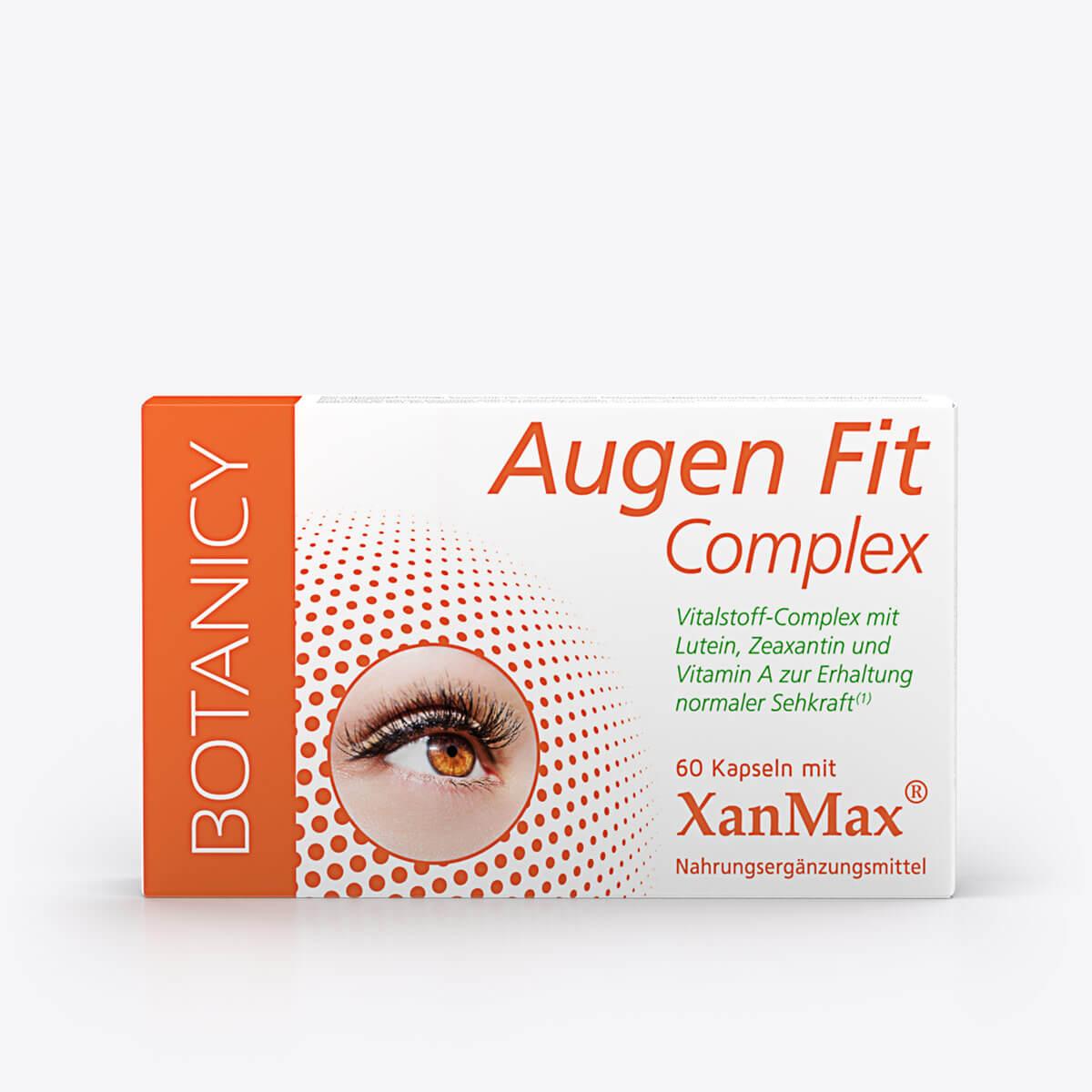 AUGEN FIT Complex mit XanMax
