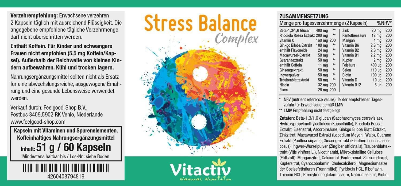 STRESS BALANCE Complex