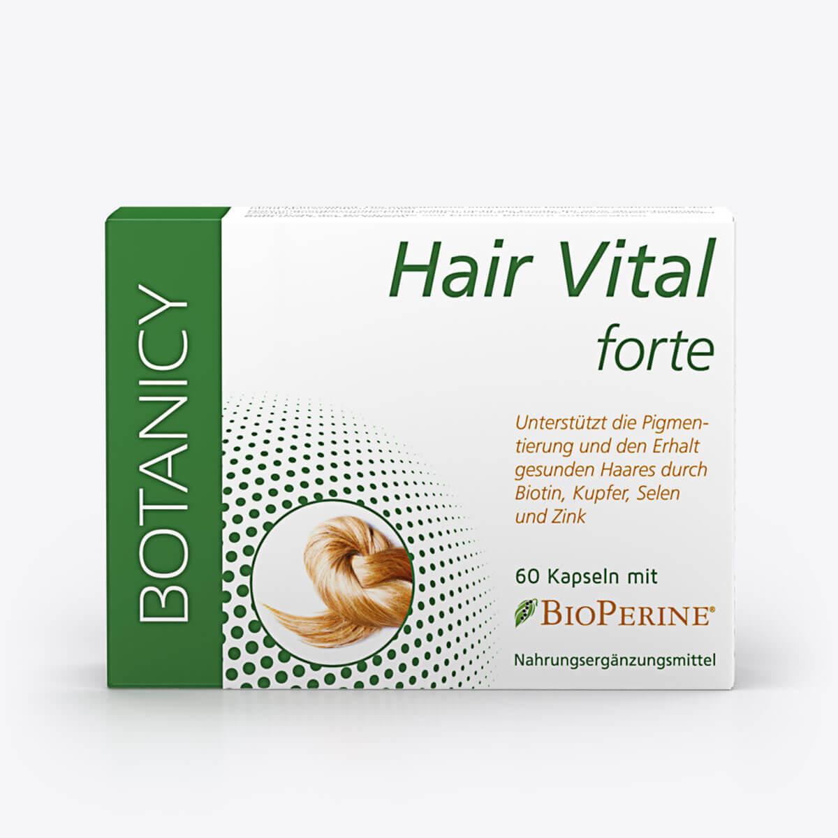 HAIR VITAL forte - Haarvitamine