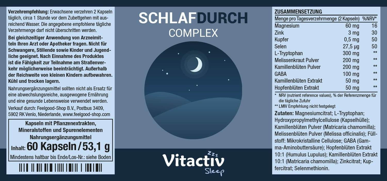 SchlafDURCH Complex